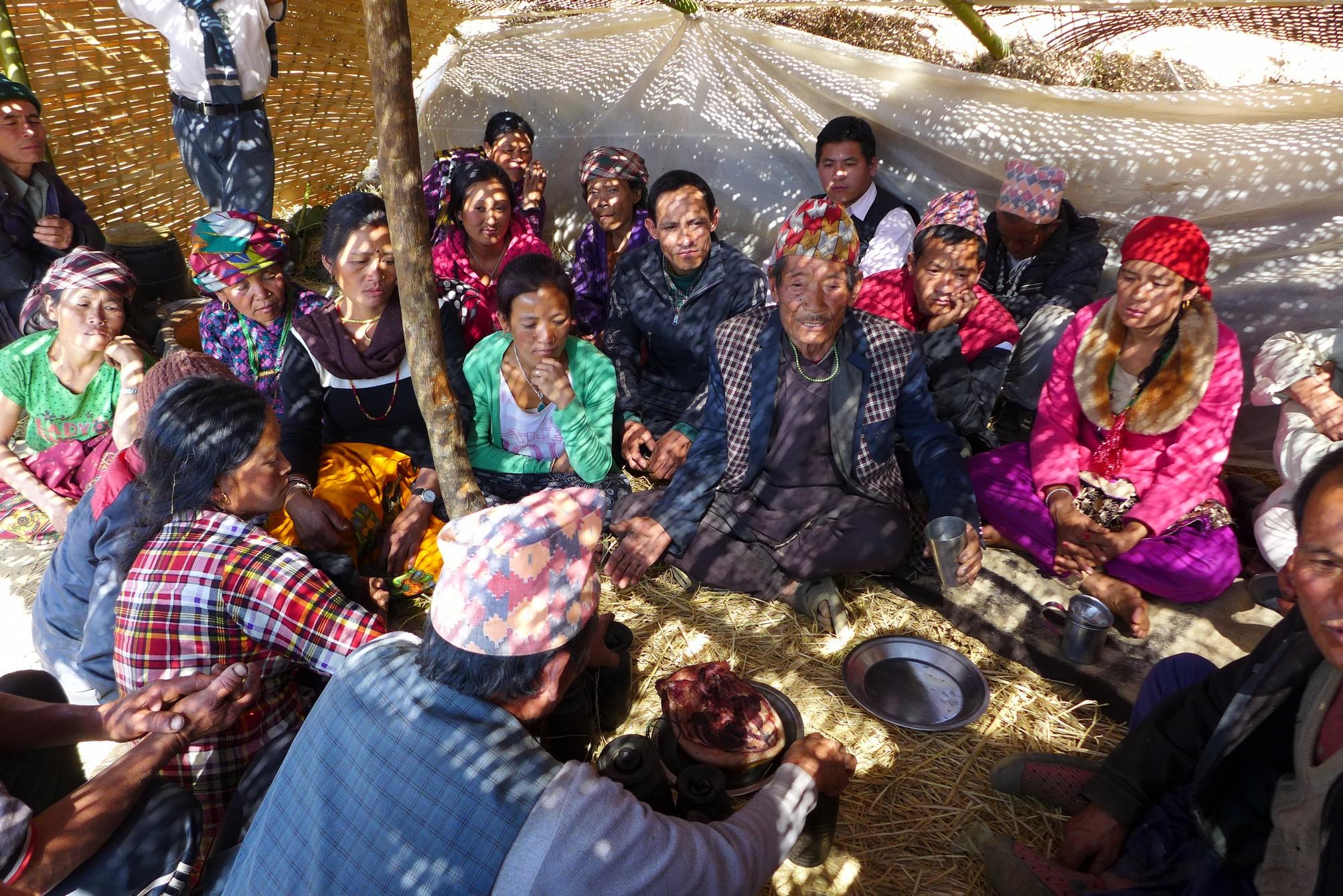 Traditional Nachiring wedding