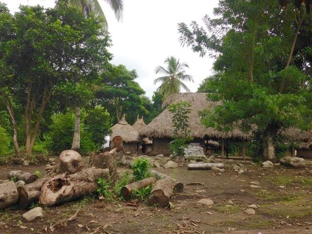 Kuizhimakke village, La Guajira